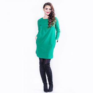 Rochie de zi - Verde TTBoutique