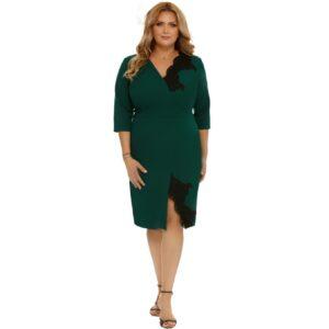 Rochie Plus Size Teresa